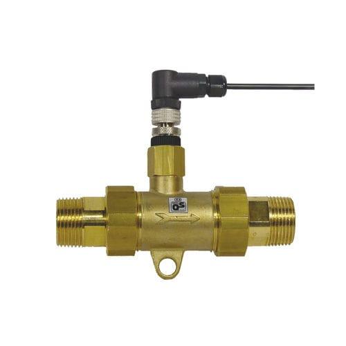 water flow meter / plug-in type