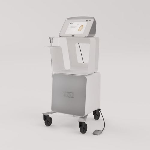 Biostimulation laser / diode / trolley-mounted qmd® ares qmd - qualified medical device