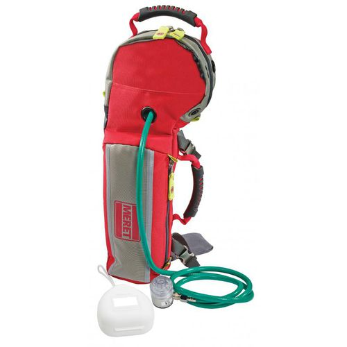 emergency bag / for oxygen cylinders / PVC