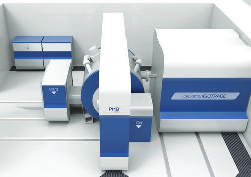 radiotracer synthesis platform - PMB