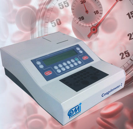 automatic coagulometer / human / bench-top / compact