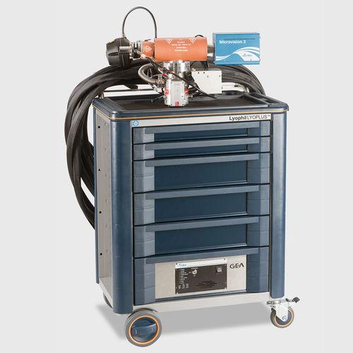 mass spectrometer / for the pharmaceutical industry