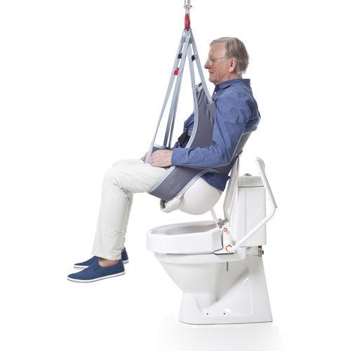 toilet sling / leg