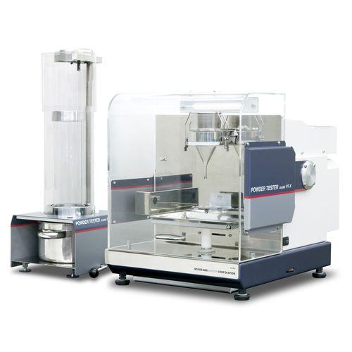 powder density tester / powder flowability / for the pharmaceutical industry / laboratory