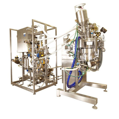 dryer for the pharmaceutical industry / sterile / for washing / for filtration