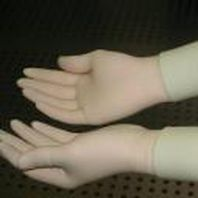medical gloves / clean room / latex / powder-free