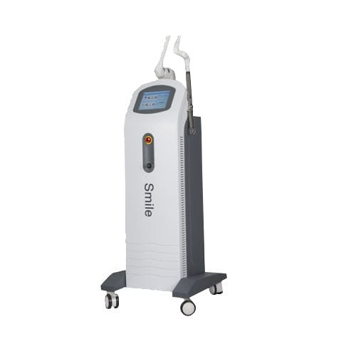 aesthetic medicine laser / acne treatment / CO2 / trolley-mounted