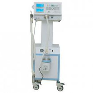 intensive care ventilator / emergency / pediatric / non-invasive