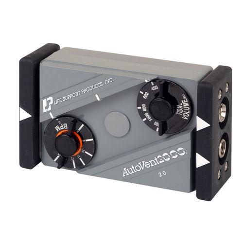 pneumatic ventilator / transport / portable