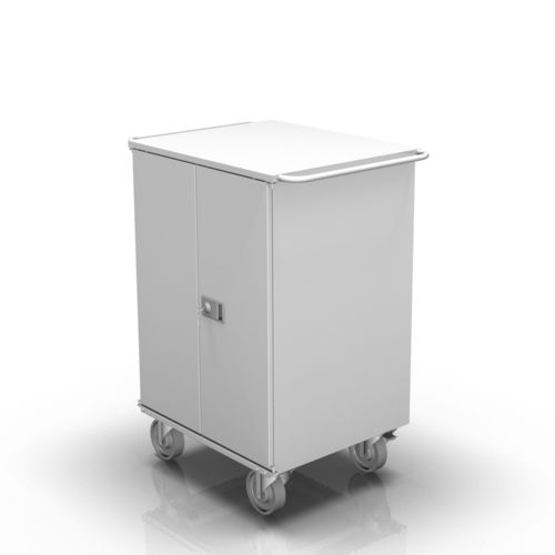 transport trolley / for sterile materials