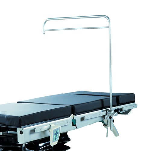operating table anesthesia screen