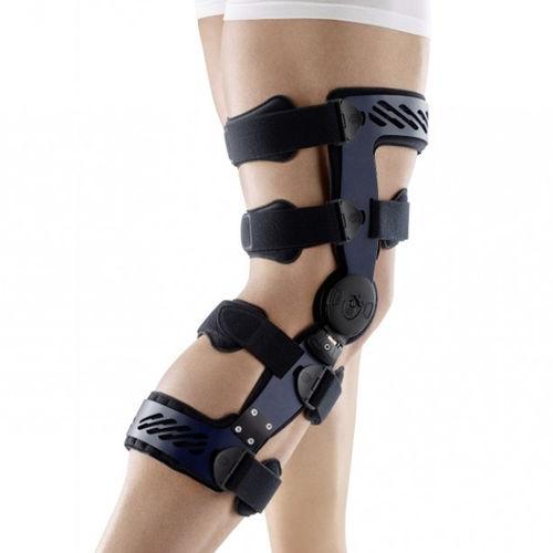 knee orthosis / knee distraction (osteoarthritis) / articulated