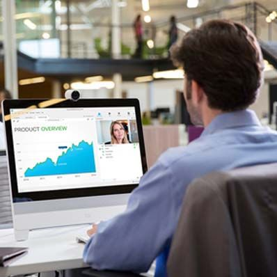 sharing software / for communication / telecollaboration management / telecollaboration