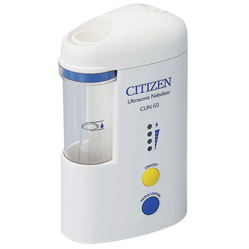 ultrasonic nebulizer / hand-held