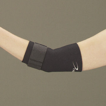 Elbow sleeve / epicondylitis strap Neoprene  DeRoyal Industries