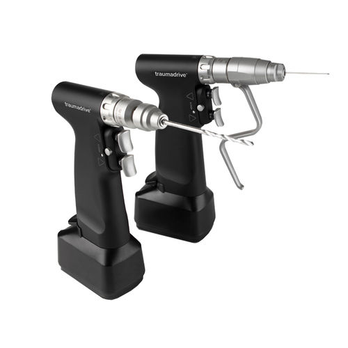 drill surgical power tool / battery-powered / traumatology