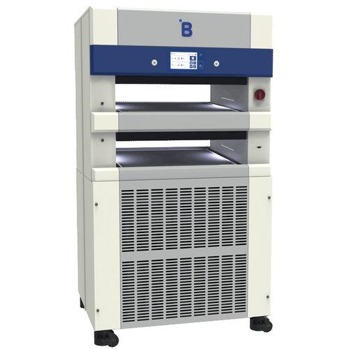 blood plasma freezer - B Medical Systems