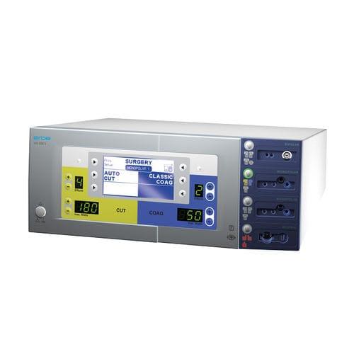 radio frequency electrosurgical unit / monopolar cutting / bipolar cutting / monopolar coagulation