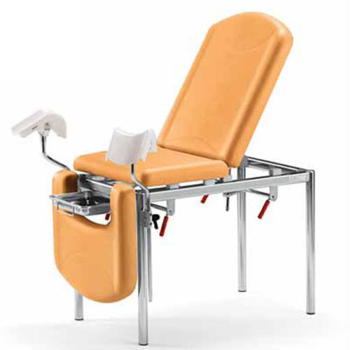Gynecological examination table / fixed-height / with adjustable backrest / ergonomic 9LV0032 Favero Health Projects