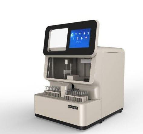 automatic protein analyzer / bench-top / laboratory / nephelemetry