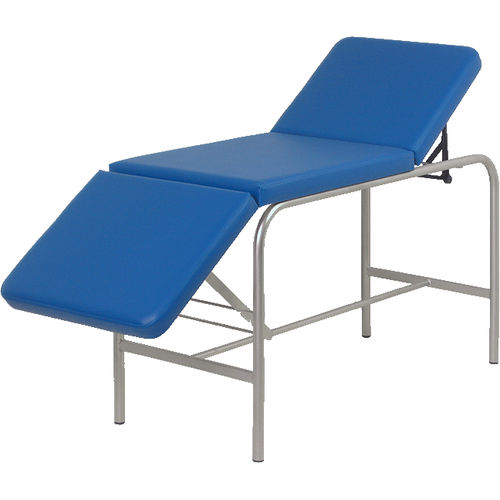 manual examination table / fixed-height / 3 sections