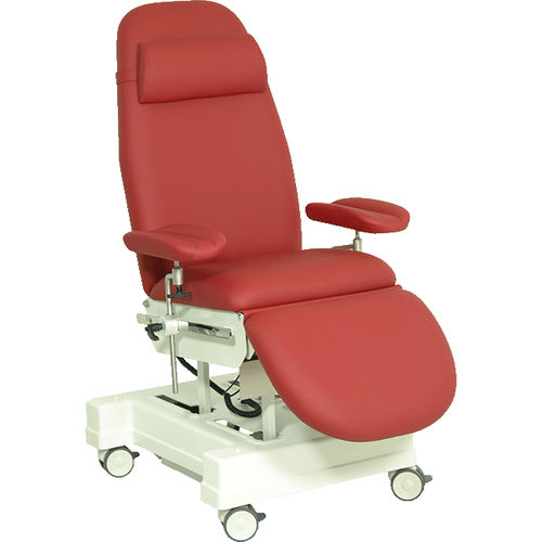 general examination chair / electric / Trendelenburg / height-adjustable