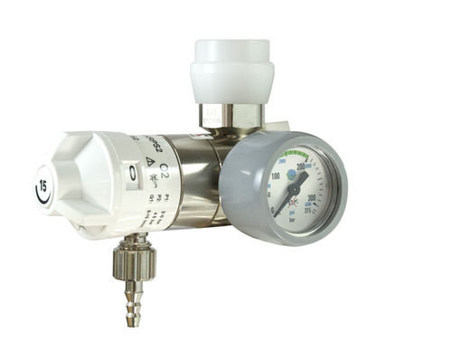 oxygen pressure regulator