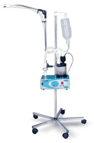 ultrasonic nebulizer / trolley-mounted