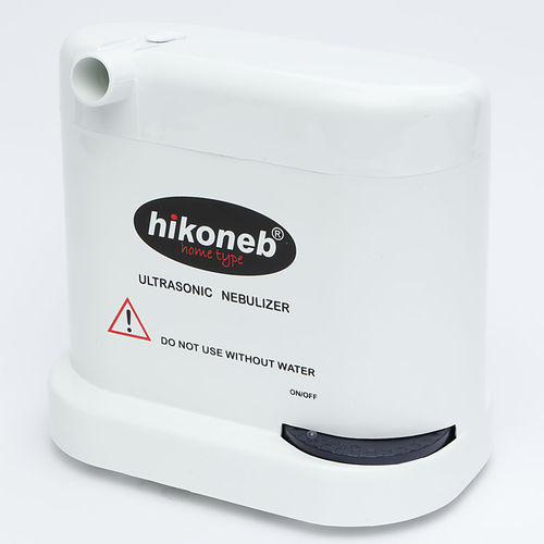 Ultrasonic nebulizer / with mask / disposable HIKONEB Kare Medical and Analytical Devices