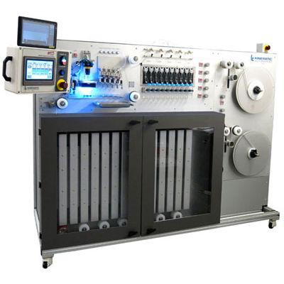 automated reagent dispenser / laboratory