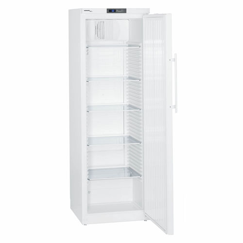 laboratory refrigerator / cabinet / explosion-proof / with automatic defrost