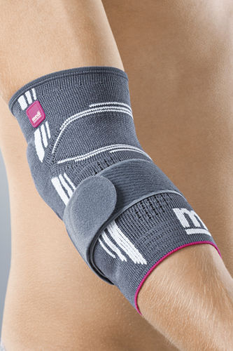 Elbow sleeve / epicondylitis strap / with epicondylus muscle pad Epicomed® medi