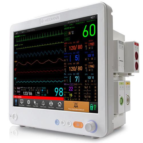 ECG patient monitor / EtCO2 / cardiac output / IBP