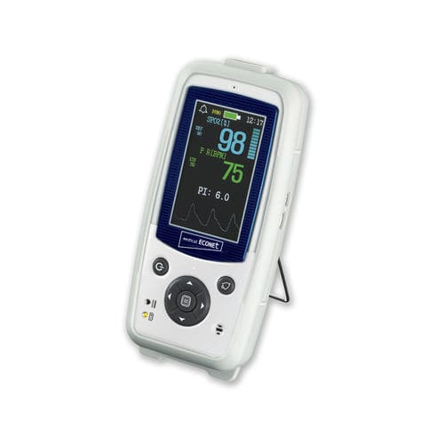 compact pulse oximeter / hand-held / pediatric