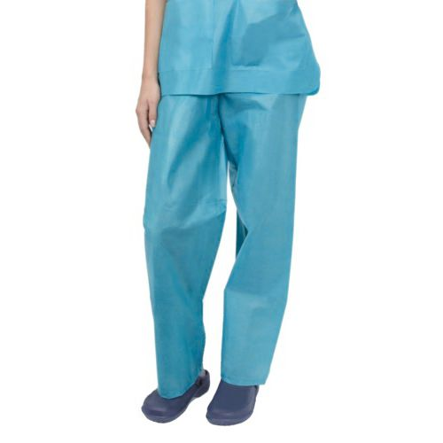 medical trousers / unisex / disposable / breathable