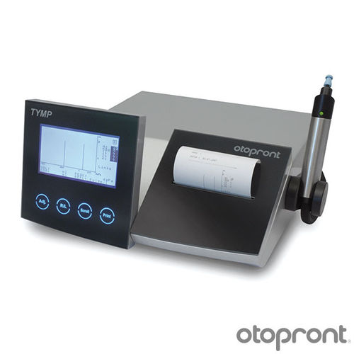 Screening tympanometer / digital / table TYMP Otopront - Happersberger Otopront