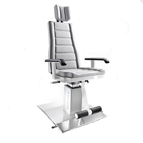 ENT examination chair / electric / height-adjustable / reclining