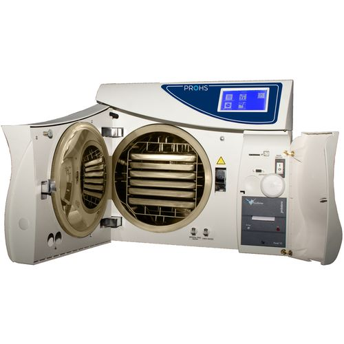 medical autoclave / dental / for veterinary clinics / bench-top