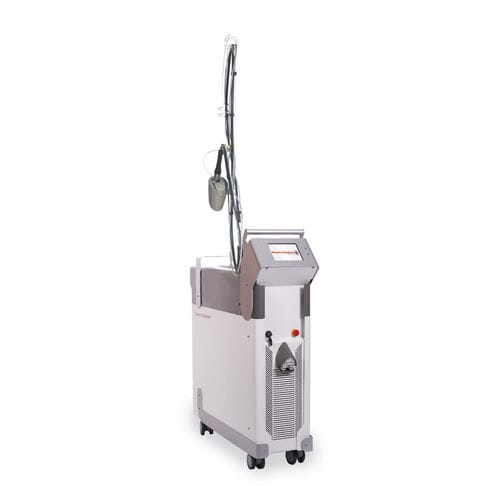 Hair removal laser / skin rejuvenation / vascular lesion treatment / Nd:YAG DA VINCI Y Quanta System