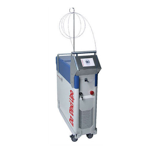 Lipolysis laser / Nd:YAG / trolley-mounted DA VINCI LIPO Quanta System