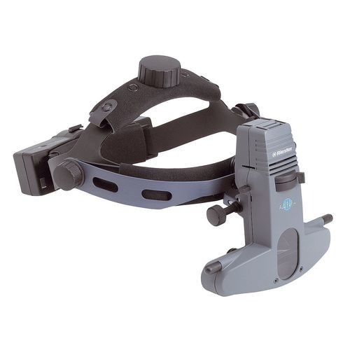 headband binocular loupe / with headlamp