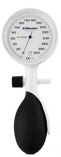 Hand-held sphygmomanometer e-mega® Rudolf Riester