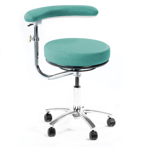 dental stool / doctor's office / laboratory / height-adjustable