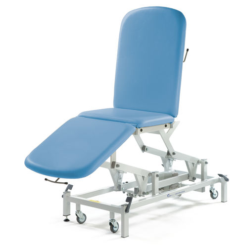 general examination couch / for ultrasound imaging / minor surgery / cardiology