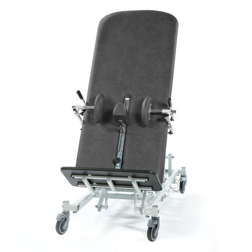 1 section tilt table / therapy / cardiology / electric