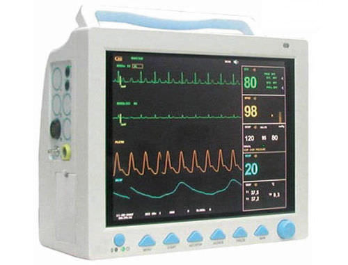 compact multi-parameter monitor / ECG / RESP / TEMP