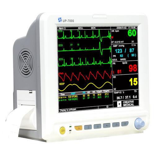 multi-parameter TEMP monitor / NIBP / SpO2 / RESP