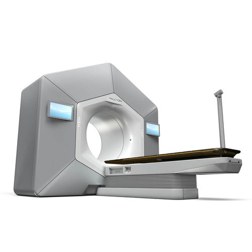 intensity-modulated radiation therapy linear particle accelerator / image-guided radiation therapy / volumetric-modulated arc therapy / with robotized positioning table