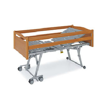 Homecare bed / electric / height-adjustable / ultra-low 5384 Kepler Völker