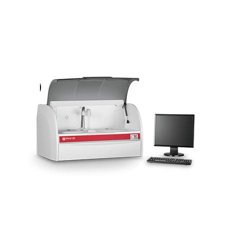 automatic biochemistry analyzer / bench-top